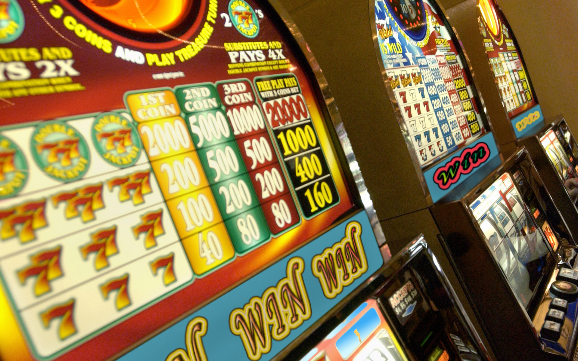 Online slots with bonuses