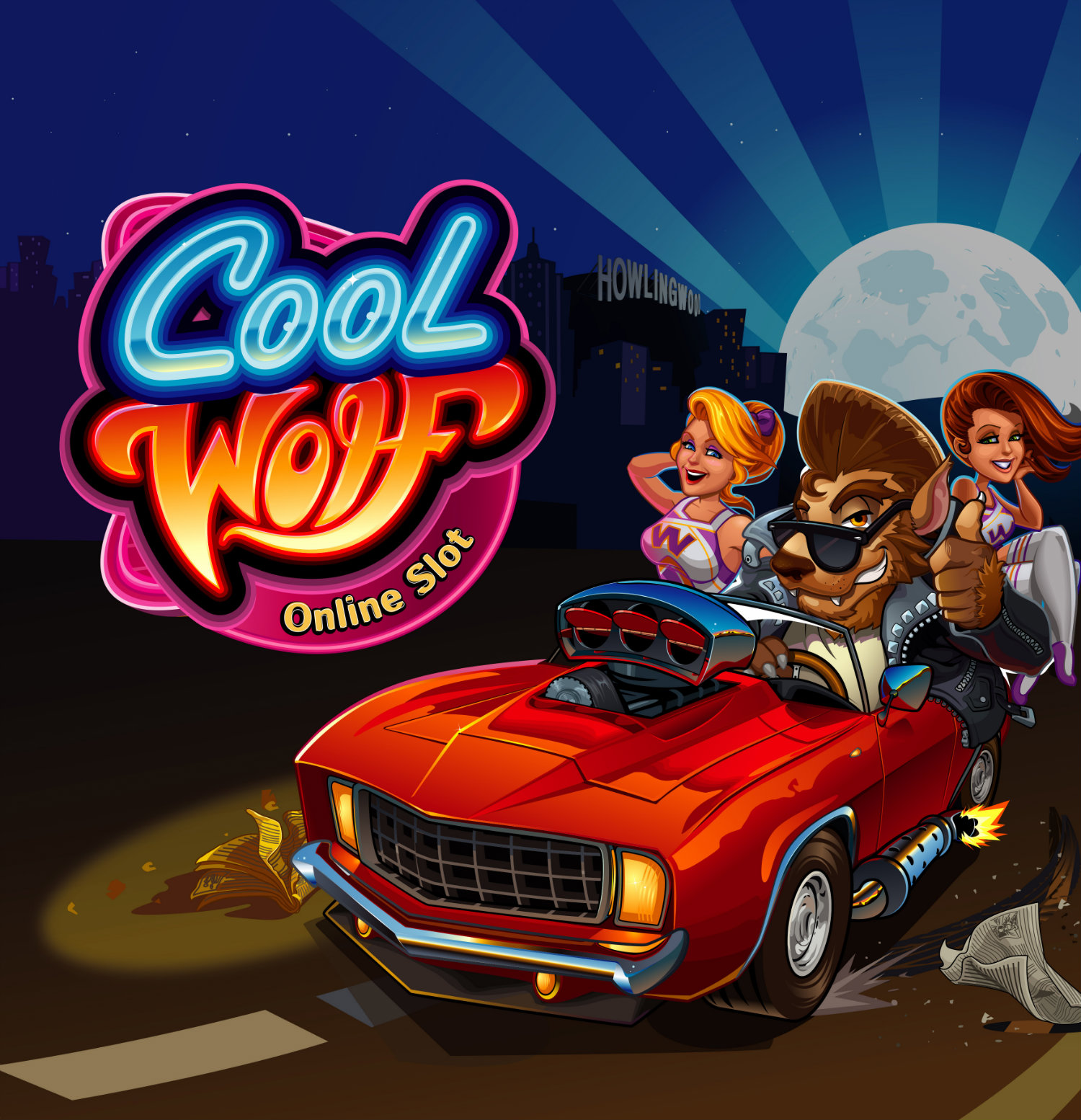 Why Cool Wolf Will Surely Be The Hot Slot To Play In May
